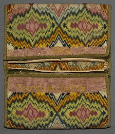 Textiles (Needlework) - Pocketbook - Winterthur 1of2