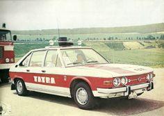Tatra 623 Pace Car