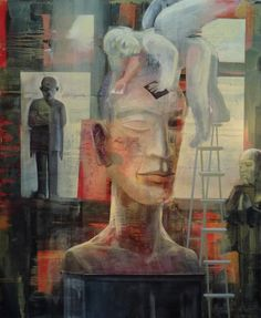 Peter Esdaile, Norwegian artist Eye Candy, Canada, Artist, Painting, Image, Artists, Painting Art, Paintings, Amen