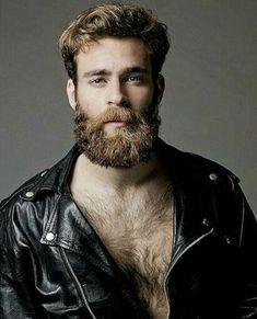 "thelastofthewine: "" kinky-beards: "" 🔘 Kinky-Beards - The Kinkyest choice of Bearded men "" "" Great Beards, Awesome Beards, Beard Styles For Men, Hair And Beard Styles, Moustaches, Hairy Men, Bearded Men, Hair And Beauty, Beard Styles"