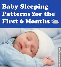 Learn when your baby will finally sleep through the night!