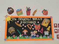 visual results related to primary school week panel examples - Eğitim - School Week, Pre School, Welcome To School, Back To School Bulletin Boards, Art Rules, Primary School, Art Boards, Backdrops, Crafts For Kids