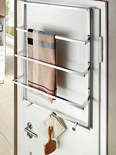 Porte serviette york porte serviettes york en m tal 3 for Decoration porte serviette