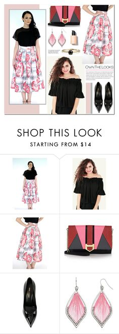 """Own The Looks 29"" by anyasdesigns ❤ liked on Polyvore featuring Milly, Yves Saint Laurent, Satomi Kawakita and Tiffany & Co."