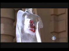 SPTV 1ª Edição fez link ao vivo do Centro de São Paulo para falar sobre a ação do Homem de Gelo.