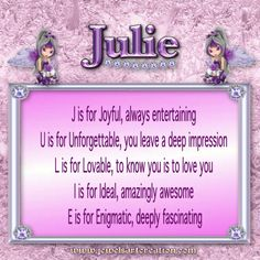 Search results for julie | Jewels Art Creation