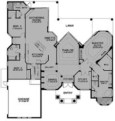 House Plan chp-24528 at COOLhouseplans.com