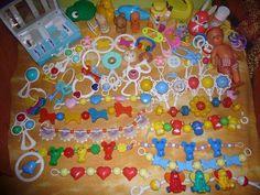 Retro vzpomínky - Moje :-) pískací hračky gumové, řetízek na kočárek, tučňák s kývací hlavou, panenky a 4 kousky chňapáčků - Album uživatelky kulishek - Foto 278 | Modrykonik.cz Ol Days, Good Ol, Retro, Childhood Memories, Baby, Kids Rugs, Dolls, Vintage, Celebrity