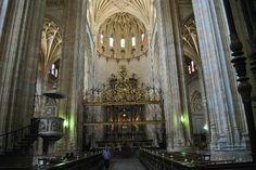 segovia cattedrale interno - Cerca con Google