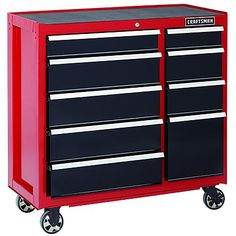 New Craftsman Heavy Duty Cabinet
