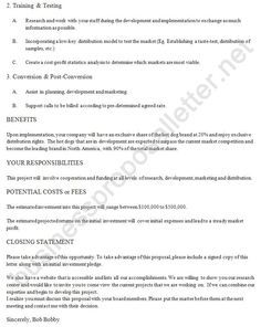 Business proposal letter example 1 httpbusinessproposalletter letter sample related image spiritdancerdesigns Images