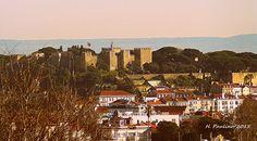 Castelo de S. Jorge, Lisboa, Portugal
