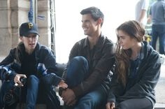 "abduction lily collins  | New ""Abduction"" BTS Photos; HQ {2011}. - Lily Collins Photo (33491758 ..."