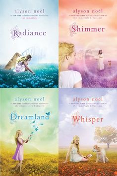 Riley Bloom series. Love this The Immortals spinoff