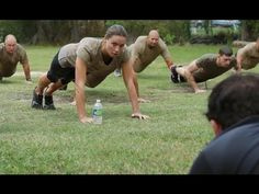 Workout like a Navy Seal Army Workout, Military Workout, Fit Girl Motivation, Fitness Motivation, Navy Seal Workout, Navy Seal Training, Obstacle Course Training, Intense Workout, Navy Seals
