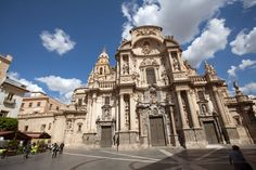 St. Mary's Cathedral, Murcia