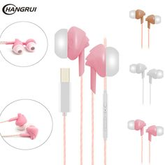 Type-C Digital Earphone Wire Control Letv Type-C Earbud Accessory Headset With Mic For Letv 1S 2pro 2max Leeco Smartphone