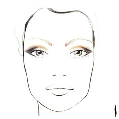 To elongate eyes, extend eye shadow from outer corners into a slight point. #PROtip  #Sephora