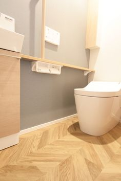 Japanese Modern, Japanese House, Modern Toilet, Natural Interior, Toilet Design, Good House, Toilet Paper, I Am Awesome, House Plans