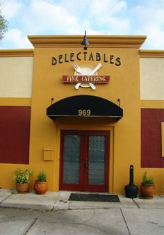 Delectables Fine Catering Inc.   West Coast Florida