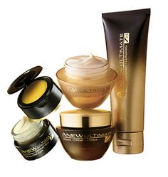 Is this the skincare regimen you've been looking for? Avon's Anew Ultimate 7S via #MariselaAvonRep #avon #anew #anewgold