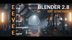 Aidy Burrows here taking a look at the new Eevee real-time viewport being developed for Blender 2.8 The Eevee viewport for Blender is now available for very ...