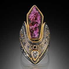 Cute Jewelry, Jewelry Art, Unique Jewelry, Artisan Jewelry, Handcrafted Jewelry, Byzantine Jewelry, Rings N Things, Fall Lookbook, Oxidised Jewellery