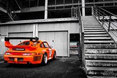 Porsche 993 GT by alexisgoure.deviantart.com on @deviantART