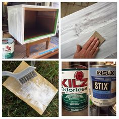 Great tips for achieving a smooth painted finish.  | Salvaged Inspirations featuring Trillium Park Designs on #QTT