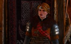 cerys en craite | Tumblr Redhead Characters, Fictional Characters, Barbarian Queen, The Withcer, The Last Wish, Witcher Art, Jon Snow, It Cast, Fandoms