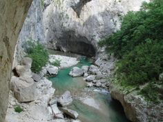randonneursdu13 - Les gorges du Verdon - Sentier Blanc-Martel IIIIII ----- OOO