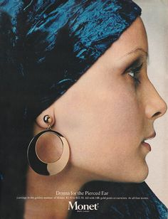 November 1973. 'Drama for the Pierced Ear.'