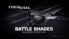 COLD STEEL -  BATTLE SHADES ОЧКИ !!! СУПЕР !!