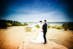 My wedding photos from Bledowska Desert