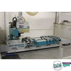 Holzher 7120 EcoMaster CNC Router Machining centre