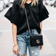 This is what statement sleeve dreams are made of.