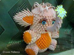 Модульное оригами - Слоннок-мамонтнок
