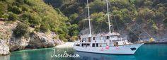 Inselhüpfen an der dalmatinischen Küste ab € 399,- pro Person 8-tägige Schifffahrt am Mittelklasse Schiff mit Stadtführung
