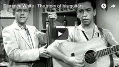 Clarence White was a genuine double threat. His brilliant, Doc Watson-inspired acoustic flatpicking, which incorporated lightning-fast fiddle lines played on a vintage Martin D18 and D-28, helped the bluegrass world recognize the guitar as a lead instrument. Several masters of the genre, including Tony Rice and Norman Blake, cite him as a key influence.