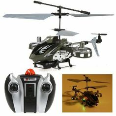 F103 4CH 4 Channel Gyro LED Mini LED I/R Metal Model RC Helicopter RTF Gray by oem. $33.69. High quality ultrathin metal canopy with ultra light weight and strong resistance of impact.. 4 Channel mini remote control helicopter with built-in Gyro.. It can fly up and down, turn left and right, forward and backward.. Suitable for indoor flight.. High tenacity rotor wing.. Left-right side fly, convolution, hover, 360°exact directional. 20cm mini helicopter.  Specifications: ...