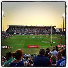 7he Sevens Rugby Ground itt: دبي, دبي