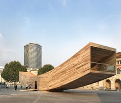 The Smile  / Alison Brooks Architects