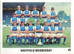 Nigel's Webspace - The Sun, 1970/71, Football Swap Cards - team photos Sheffield Wednesday Fc, Team Photos, Football, Sun, Cards, Soccer, Team Pictures, Futbol, American Football