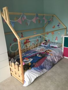 Best Of Wooden Beds for toddlers