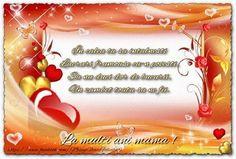 Felicitari de la multi ani pentru Mama - La multi ani draga mama te iubim si iti dorim multa sanatate si fericire ! - mesajeurarifelicitari.com Nasa, Activities, Noroc, Deco, Tatoo, Blue Prints, Birthday, Decor, Deko