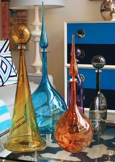 Jonathan Adler retro bottles