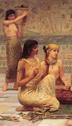 femmes egyptiennes