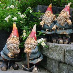 Garden Gnomes Statue