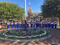 Disney Posts Auditions for 2017 Disneyland Resort All-American College Band