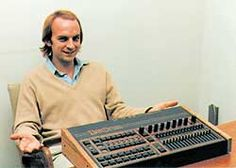 Roger Linn was behind the first programmable drum machine, the LinnDrum. This paved the way for the whole MPC scene and was the first drum machine to have an output for every sound.